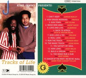 King Jammy presents Dennis Brown b