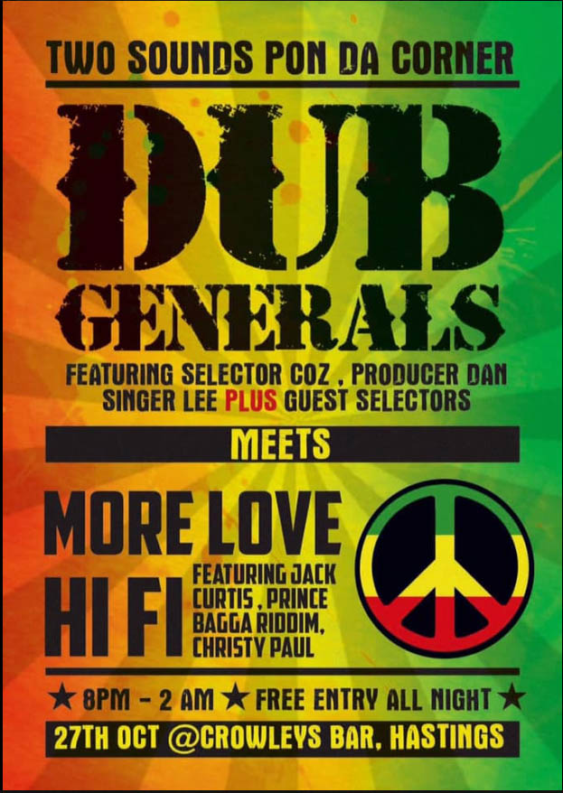 Dub Generals