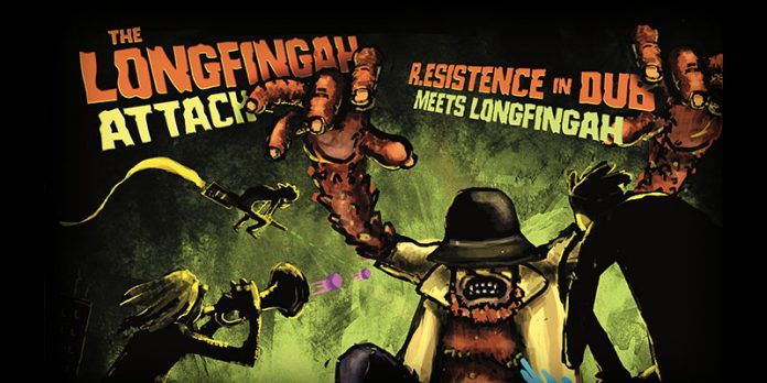 R.esistence in Dub meets Longfingah - The Longfingah Attack