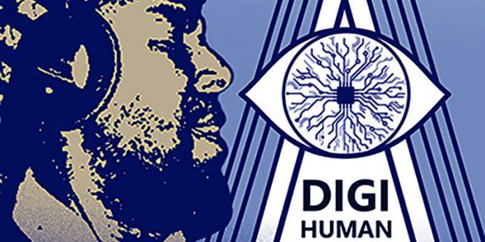Tony Roots - Digi Human