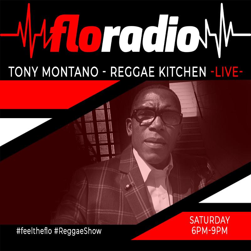 Tony montano reggae kitchen Saturday6 9PM 1