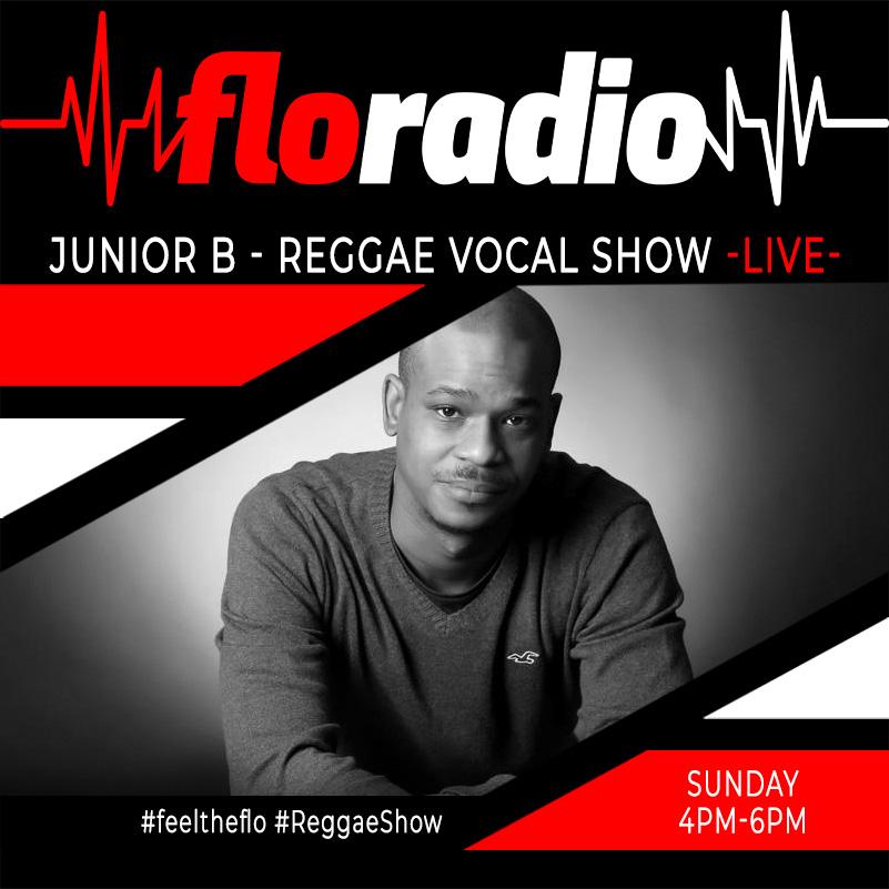 junior b vocal reggae show Sunday4 6PM 1